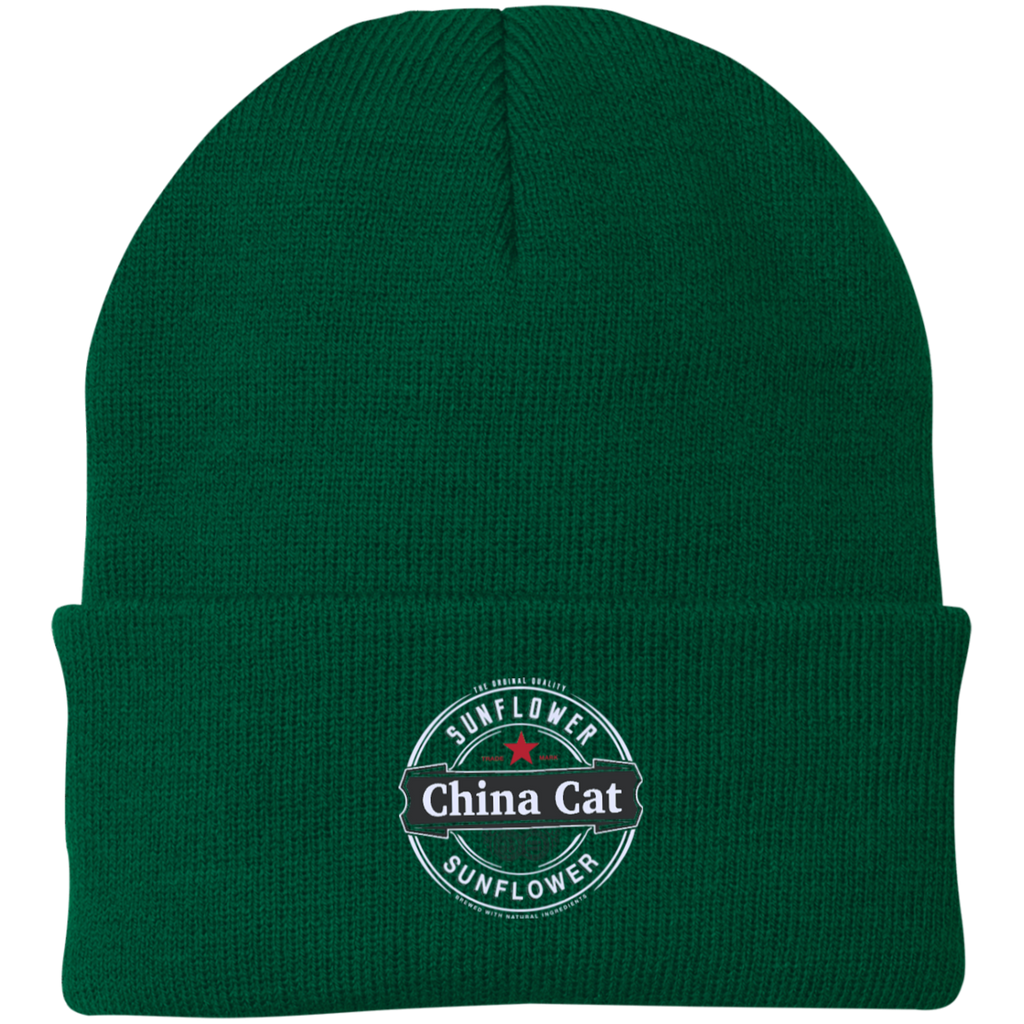 China Cat Heiny Knit Cap