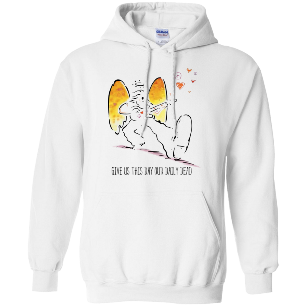 Daily Dead Pullover Hoodie