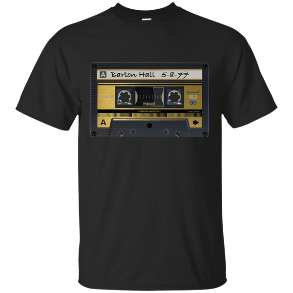 Limited Edition - Barton Hall 5-8-77 Cassette Shirt