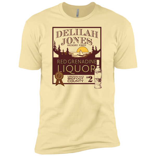Delilah Jones Premium Cotton T-Shirt