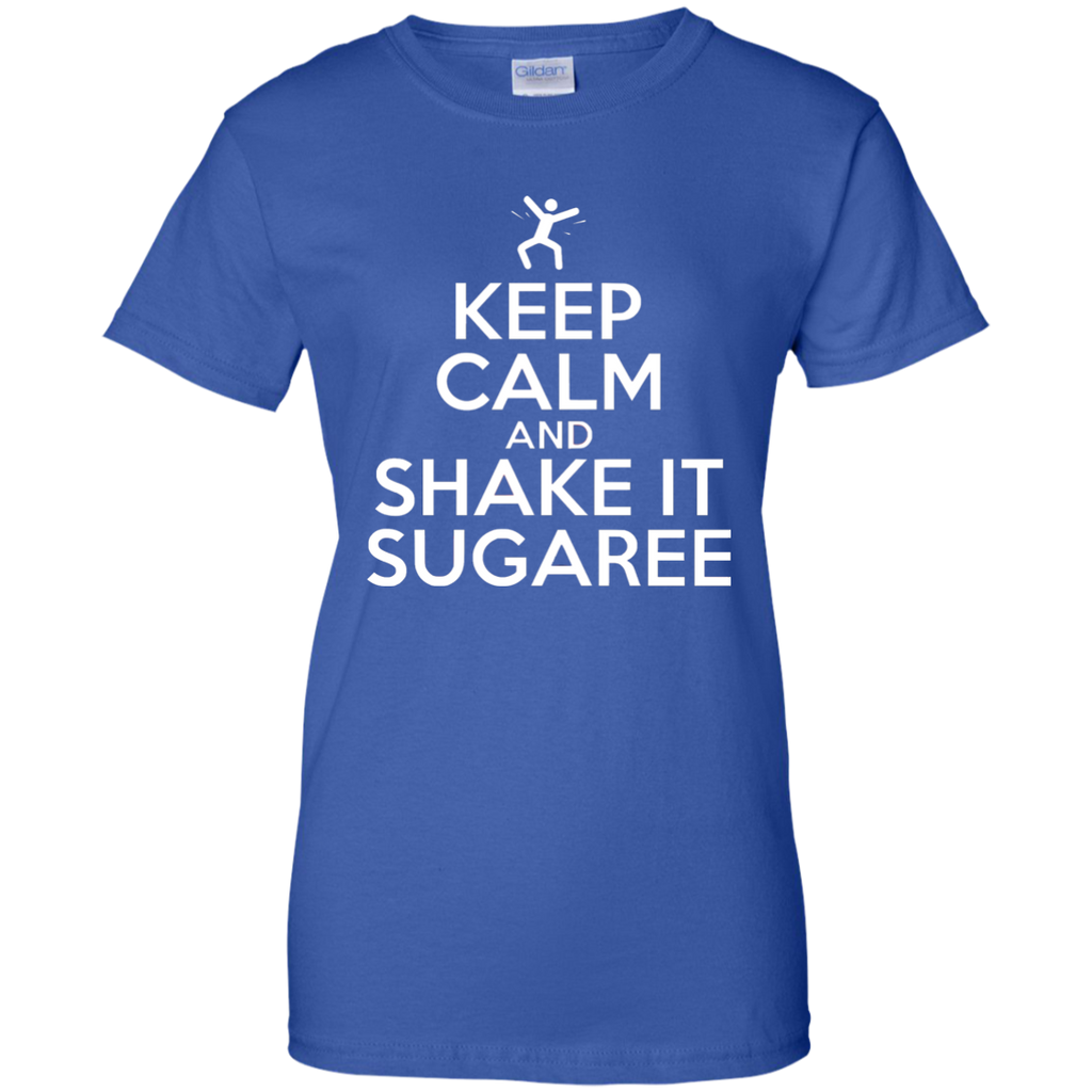 Overstock of Keep Calm Sugaree Shirt