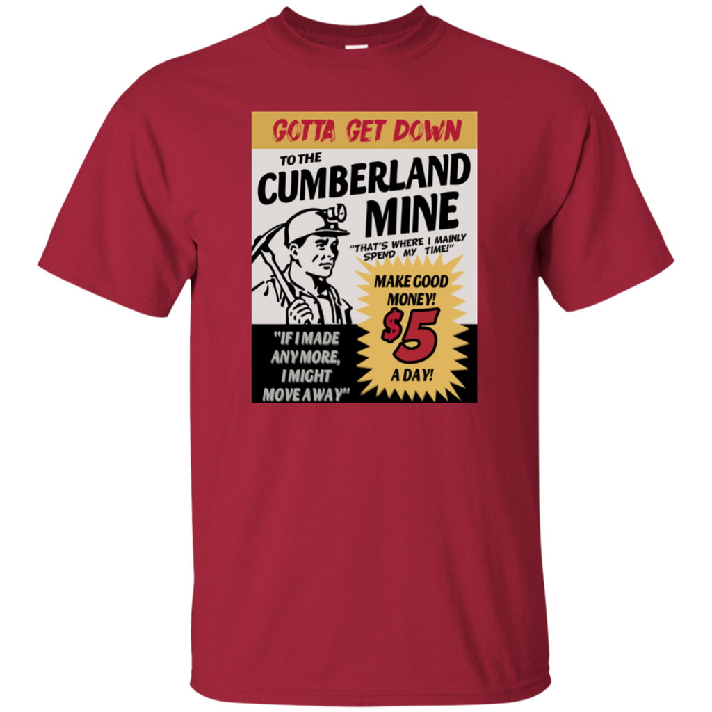 Cumberland Mine Ultra Cotton T-Shirt