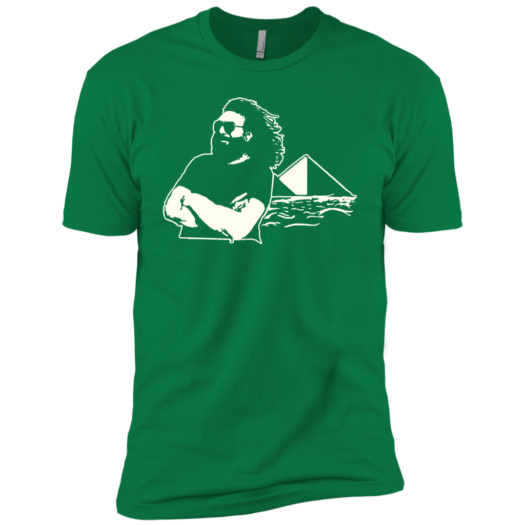 Jerry Pyramid Premium Cotton T-Shirt