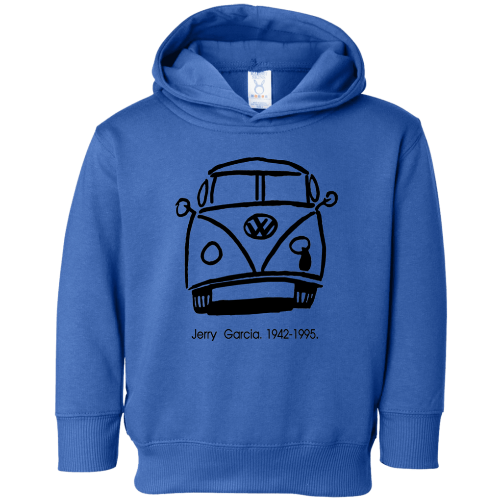 VW Miss Jerry Toddler Fleece Hoodie