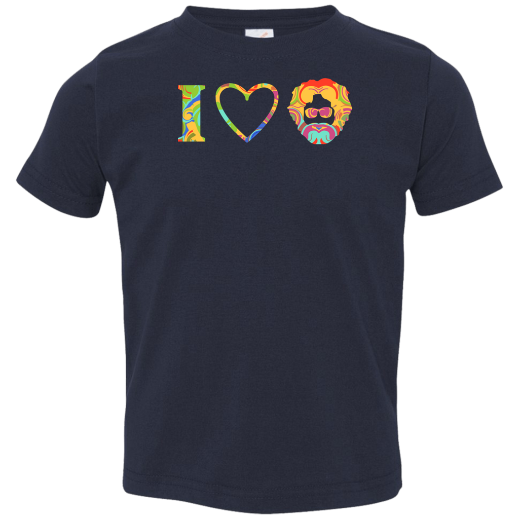 I Heart Jerry Toddler Jersey T-Shirt