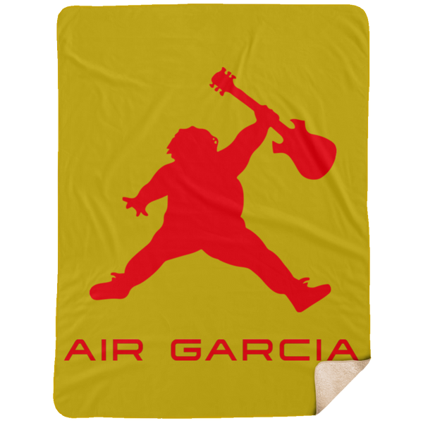 Air Garcia Large Premium Sherpa Blanket