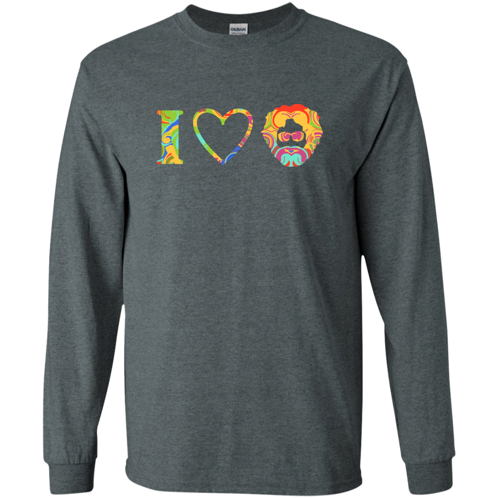 I Heart Jerry Long Sleeve Ultra Cotton T-Shirt