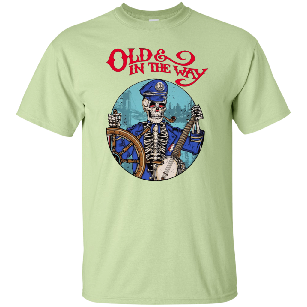 Old In The Way Skeleton Ultra Cotton T-Shirt