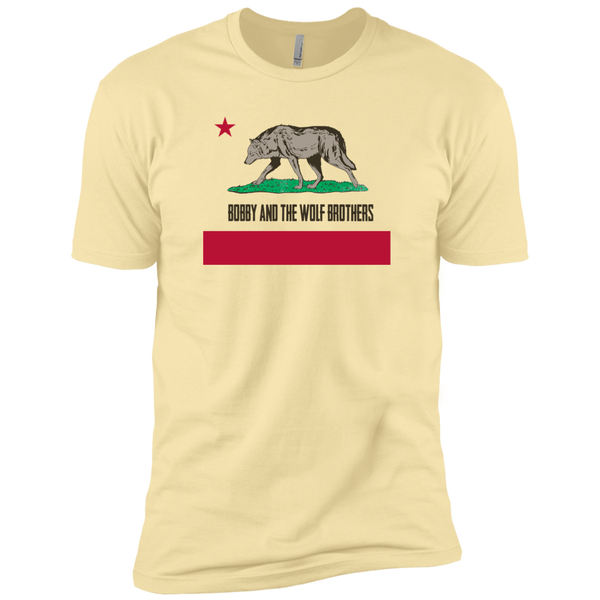 Bobby Wolf Brothers Premium Cotton T-Shirt