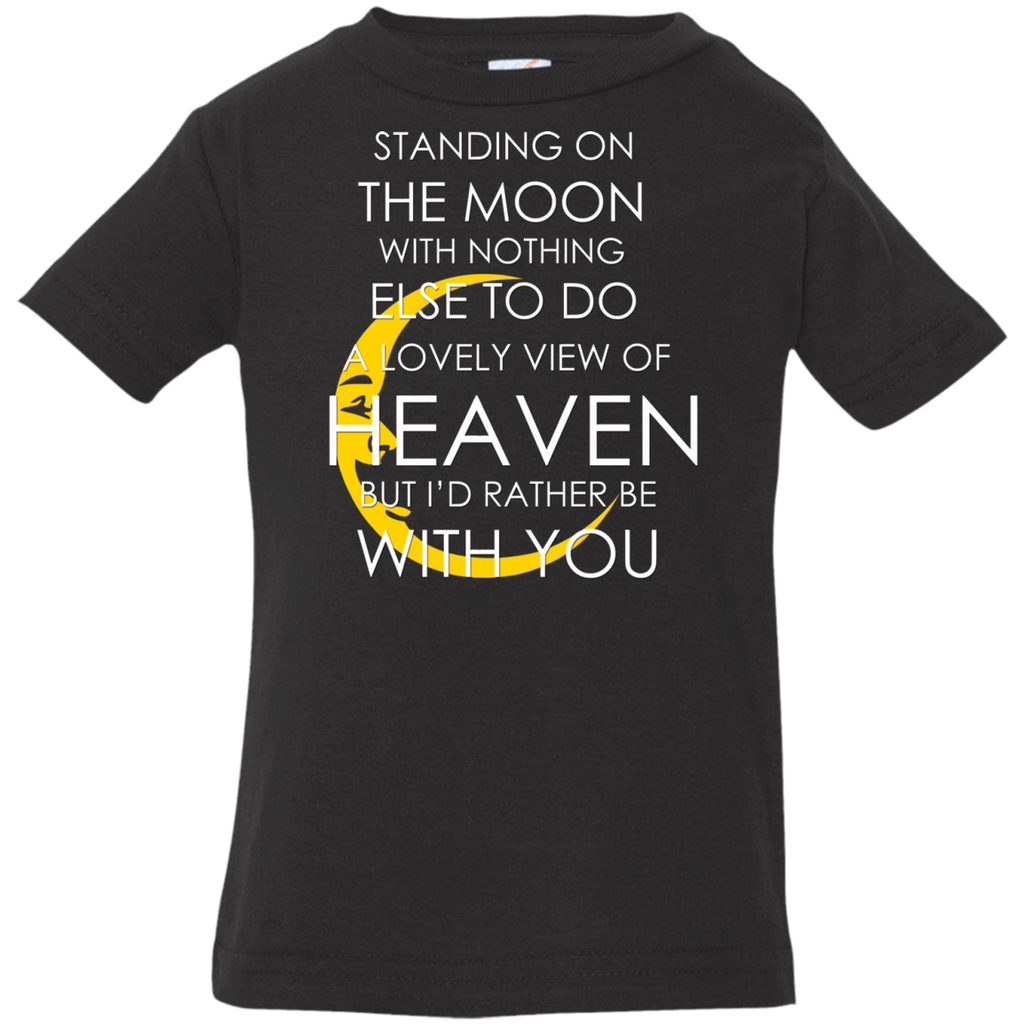 Standing Moon Infant Jersey T-Shirt
