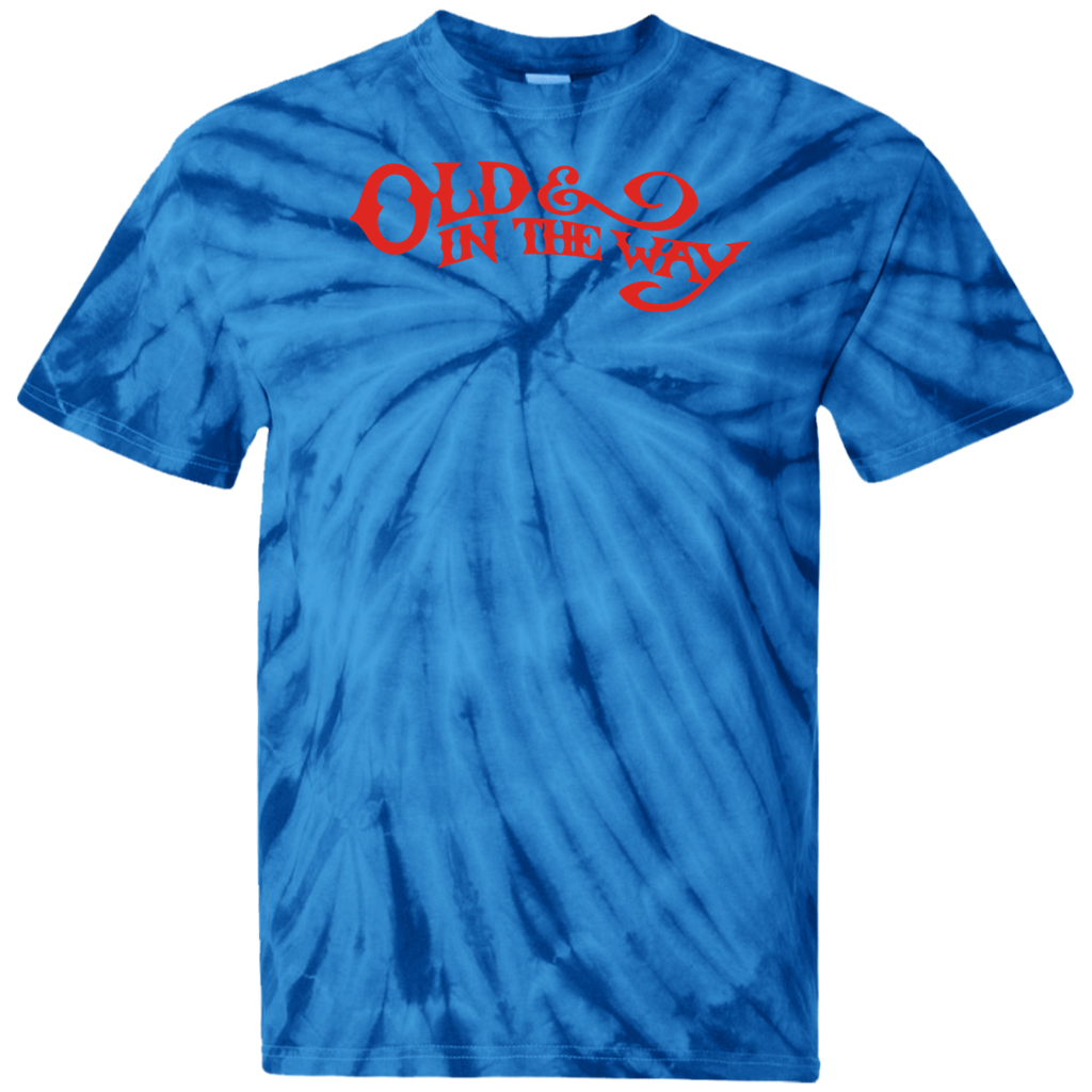 Old And In The Way Tie Dye T-Shirt