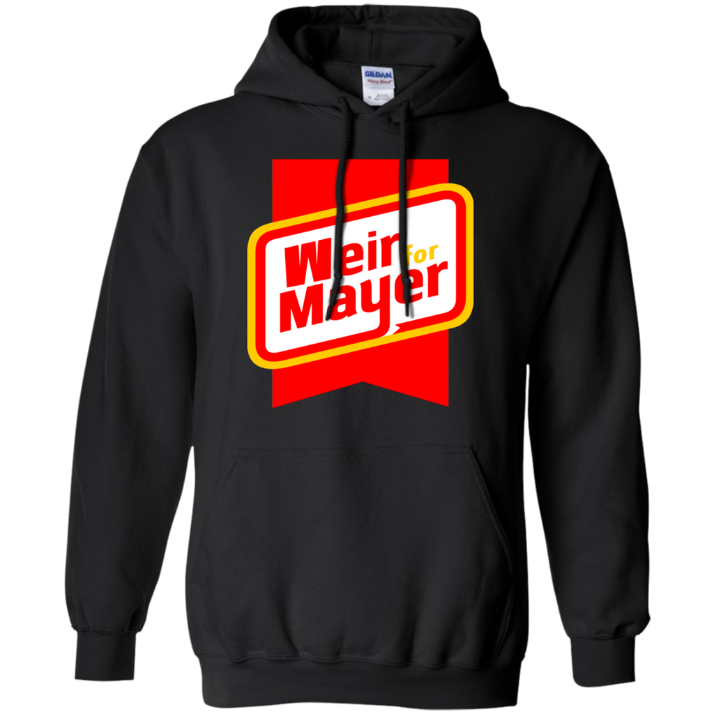 Weir For Mayer Pullover Hoodie