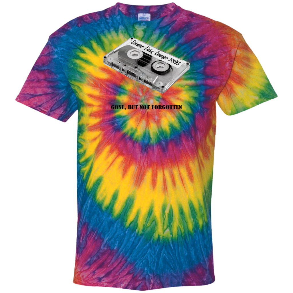 Gone Not Forgotten Tie Dye T-Shirt