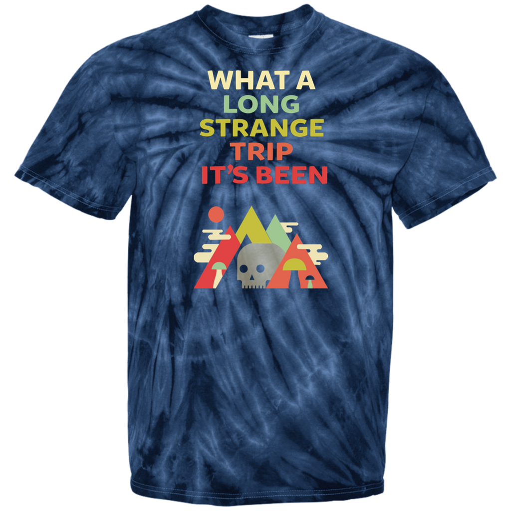 Long Strange Tie Dye T-Shirt