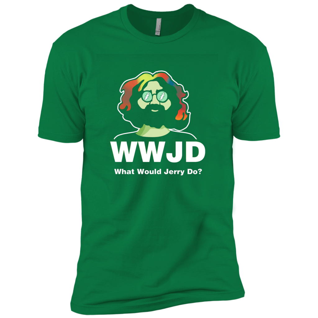 What Would Jerry Do Premium Cotton T-Shirt