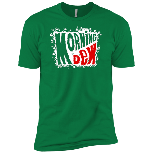 Morning Dew Premium Cotton T-Shirt