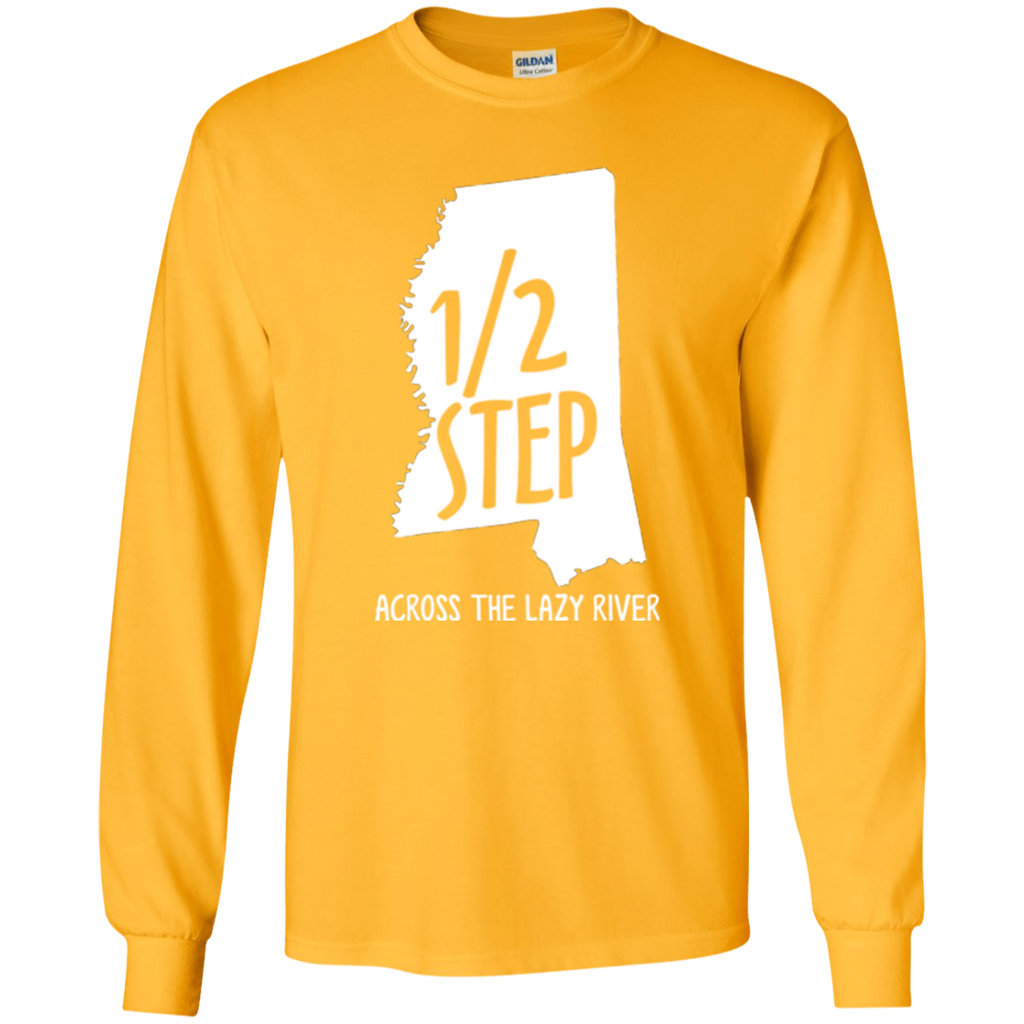Half Step Mississippi Long Sleeve Ultra Cotton T-Shirt