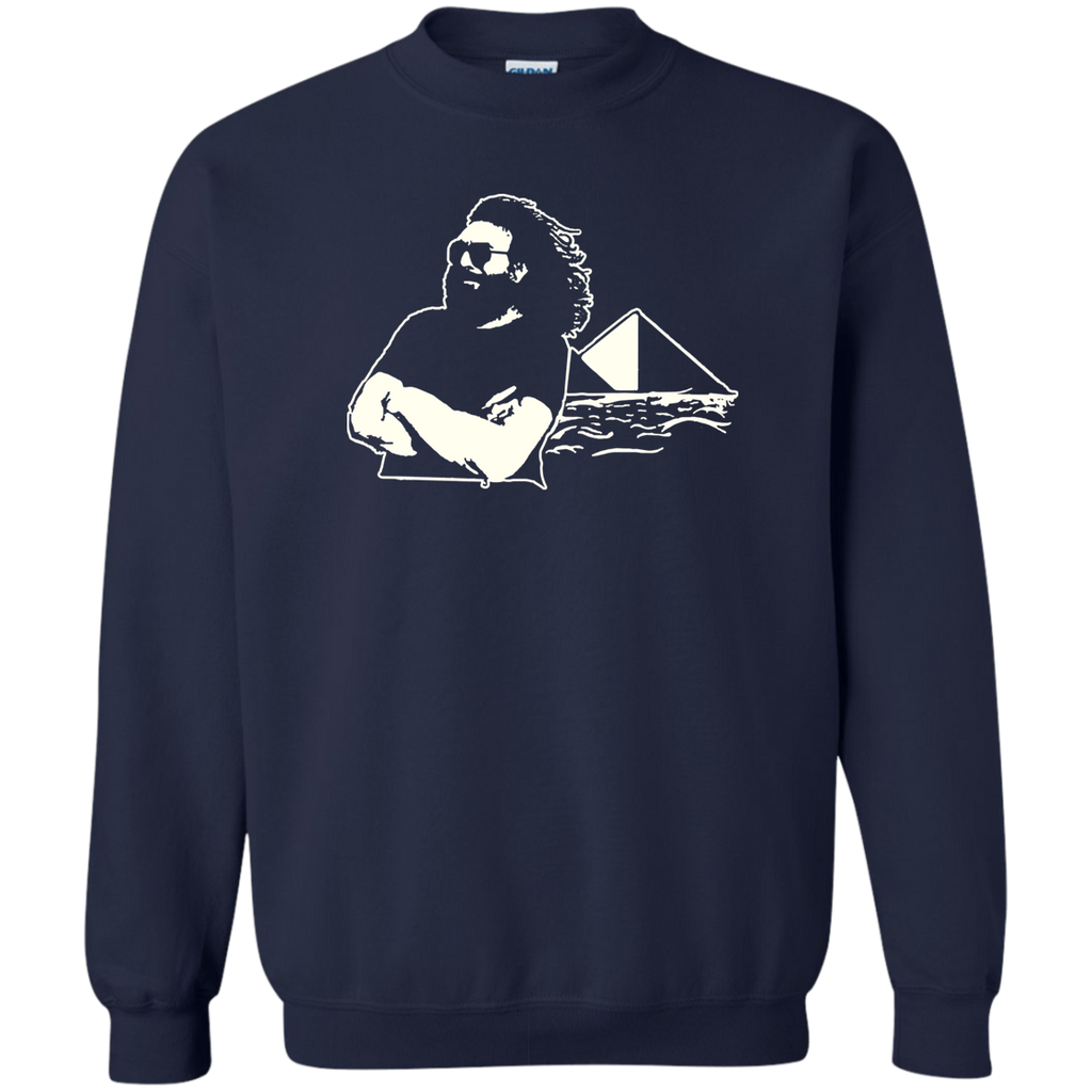 Jerry Pyramid Pullover Sweatshirt  8 oz.