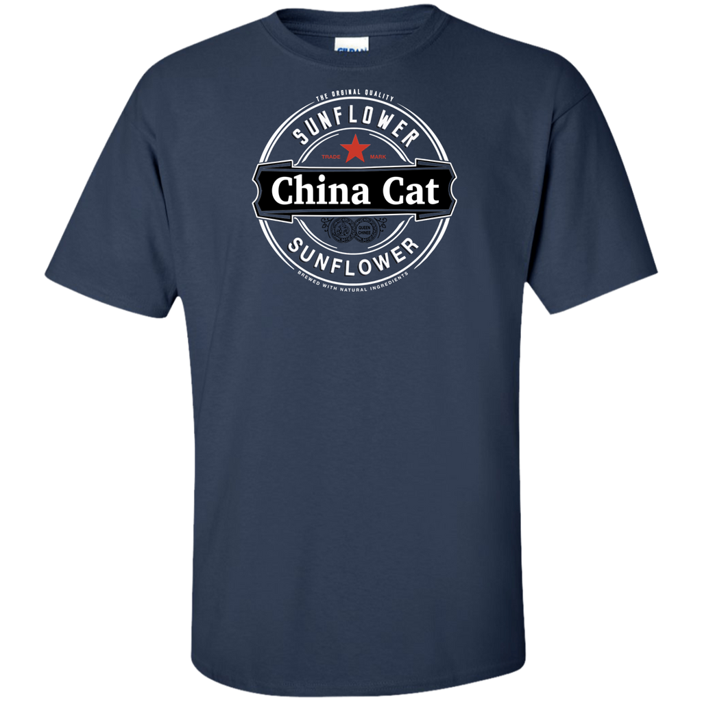 China Cat Heiny Tall Ultra Cotton T-Shirt