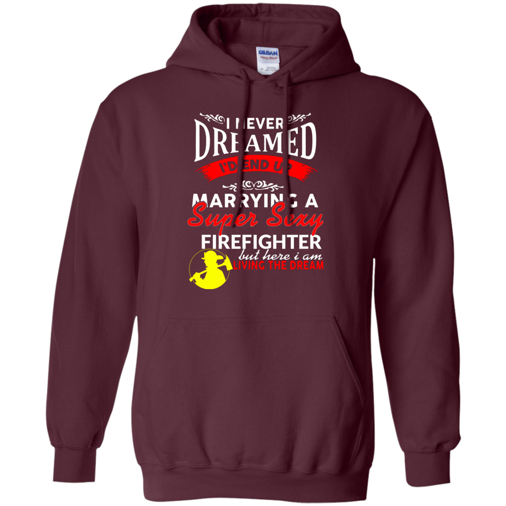 Limited Edition - Marry Sexy Firefighter Shirt