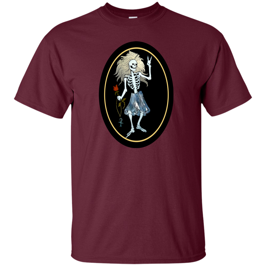 Rosebud Guitar Ultra Cotton T-Shirt