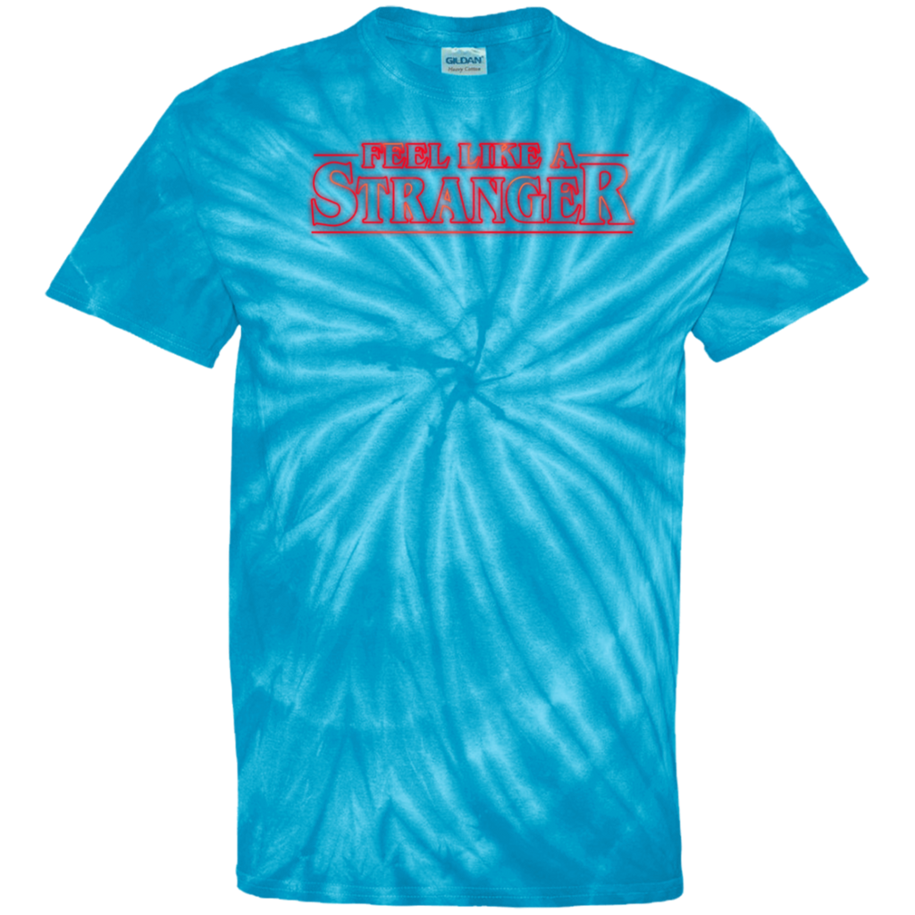 Feel Stranger Things Tie Dye T-Shirt