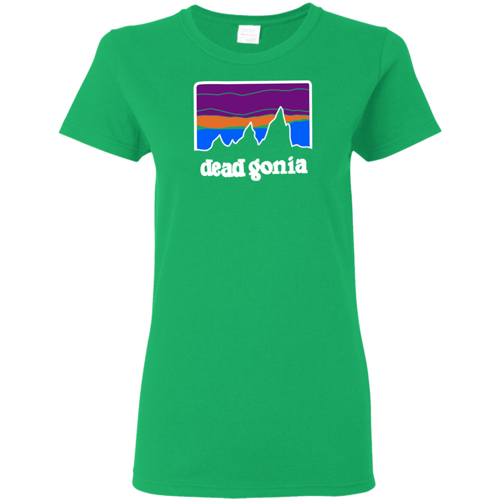 Dead Gonia Ladies T-Shirt