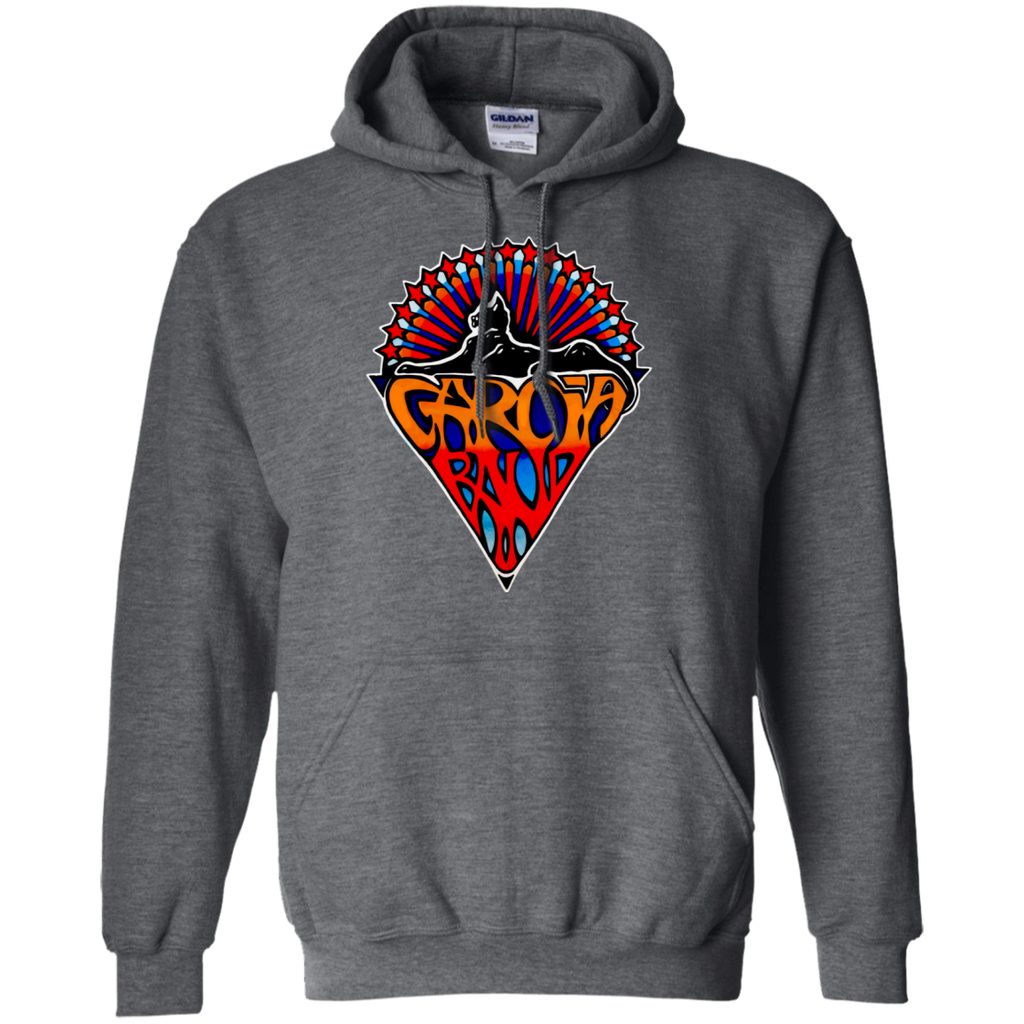 Garcia Band Cat Pullover Hoodie