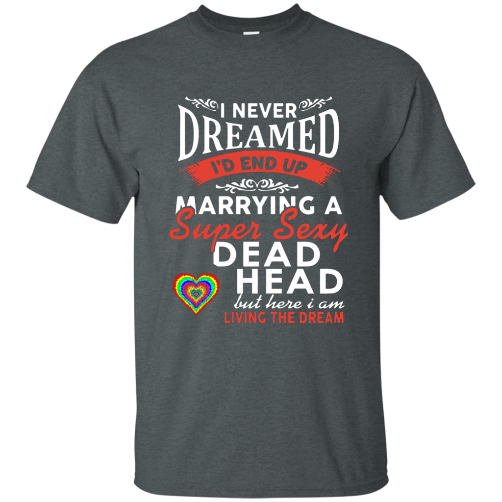 Marry Sexy Deadhead Cotton T-Shirt