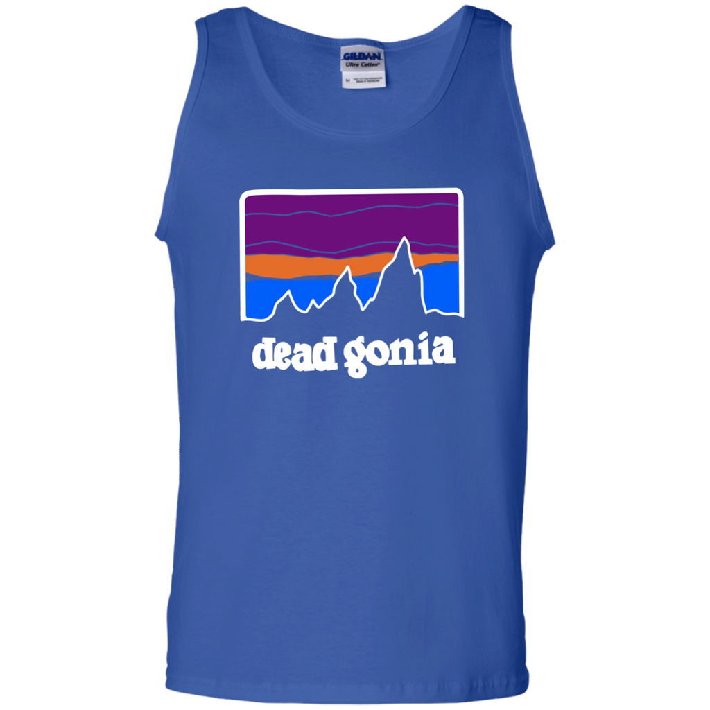 Dead Gonia 100% Cotton Tank Top