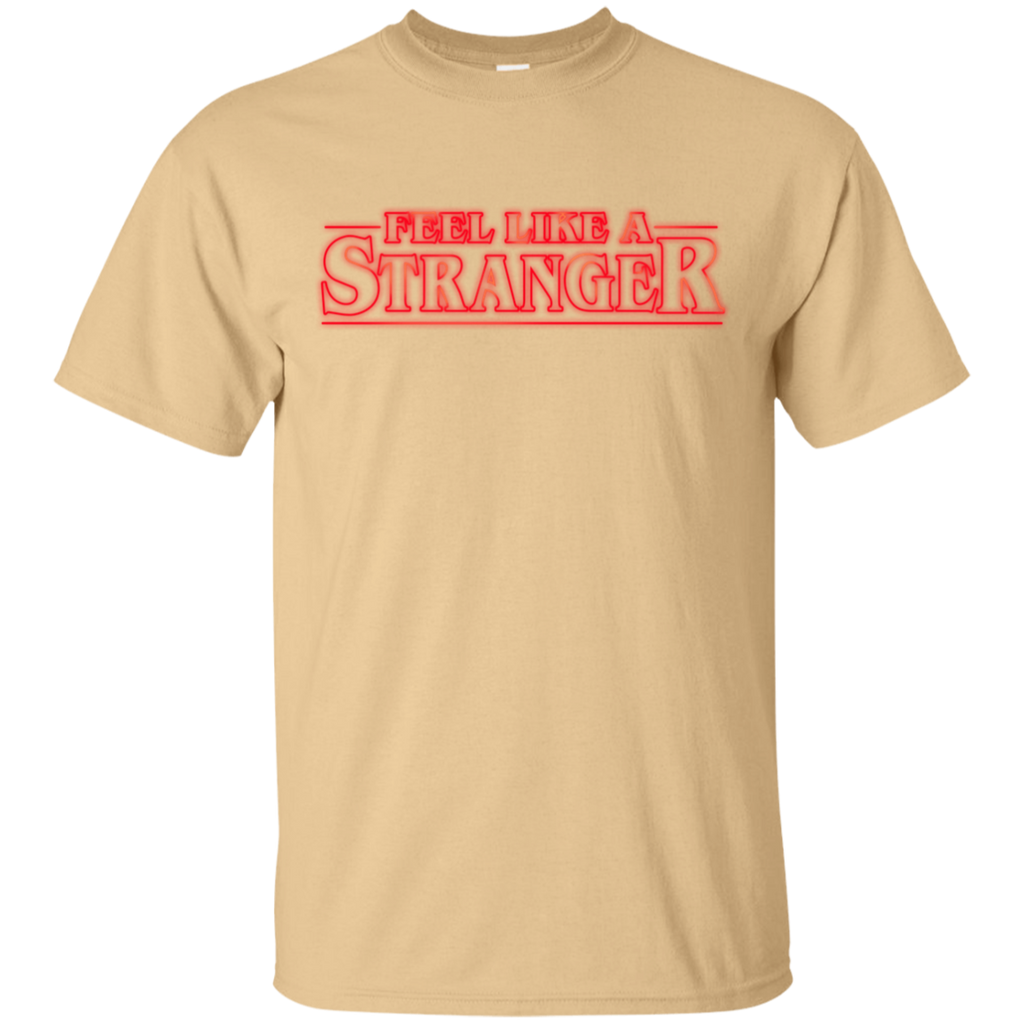 Overstock of Feel Stranger Things Ultra Cotton T-Shirt