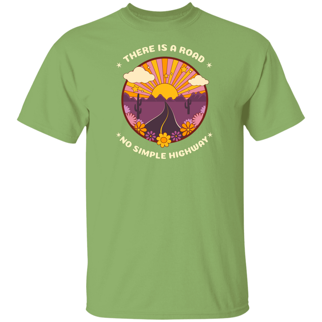 There Is a Road Ultra Cotton T-Shirt