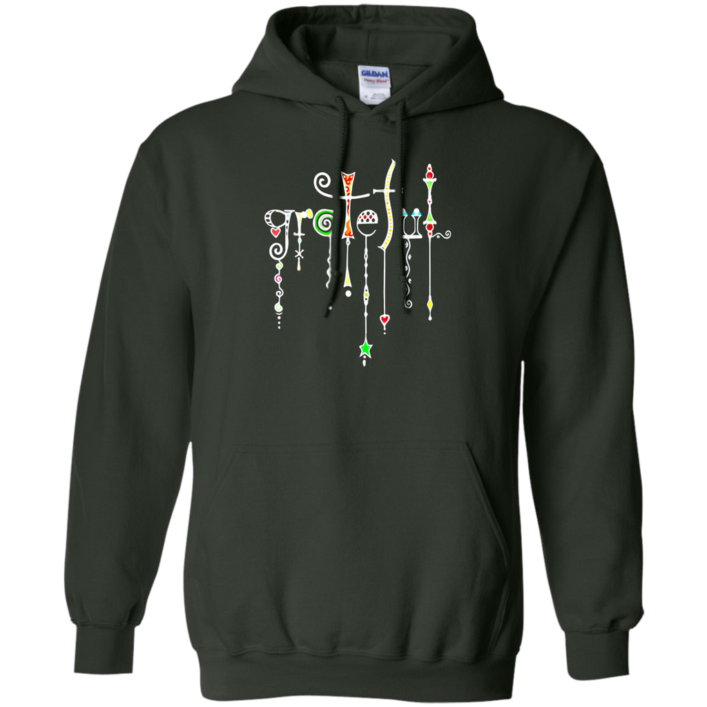 Grateful Jewels Pullover Hoodie
