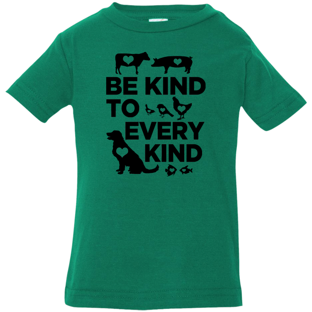 Be Kind To Every Kind Infant Jersey T-Shirt