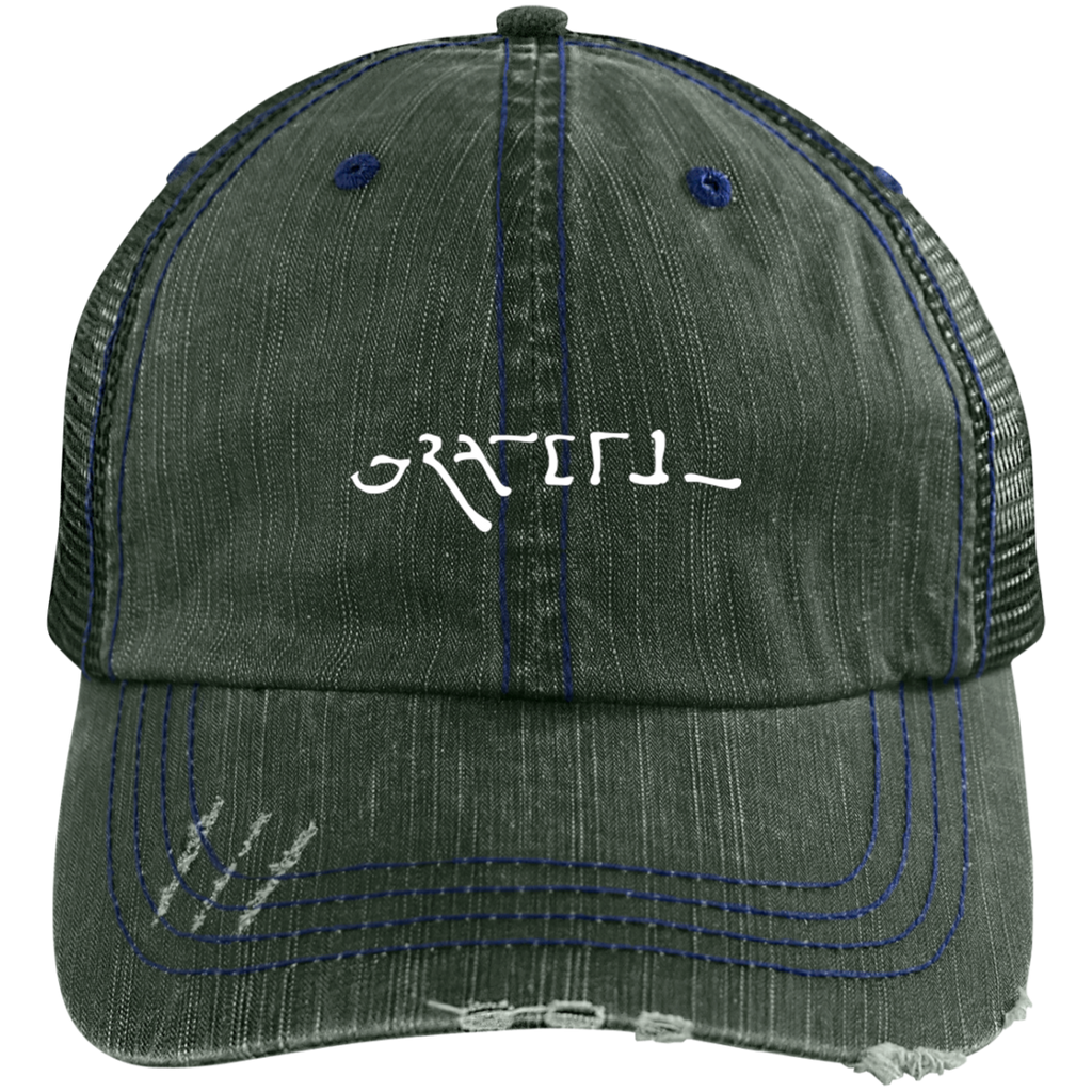 Egypt 1978 Grateful Trucker Cap