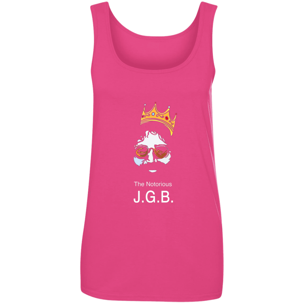 Notorious JGB Ladies' 100% Ringspun Cotton Tank Top