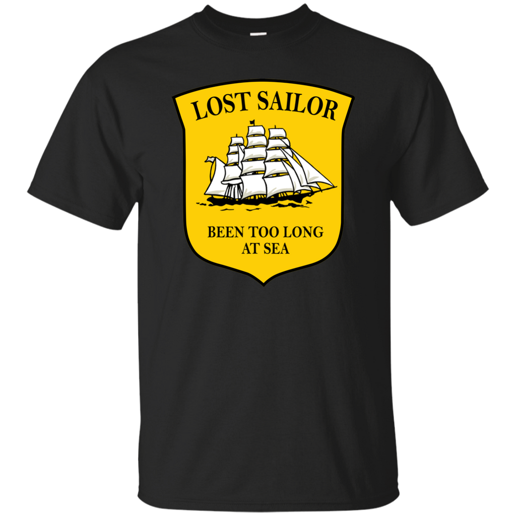 Sailor Long At Sea Ultra Cotton T-Shirt