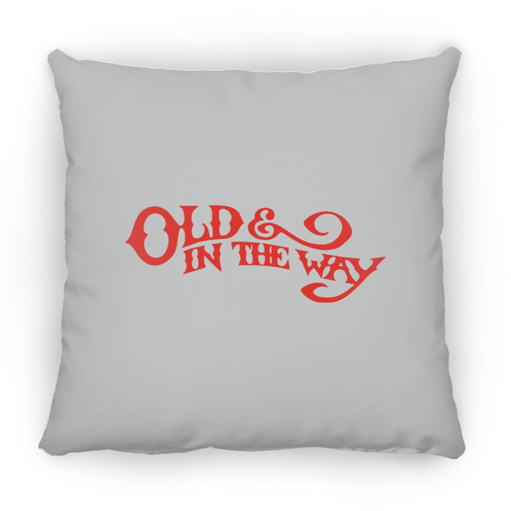 Old And In The Way Square Pillow 16 Inches