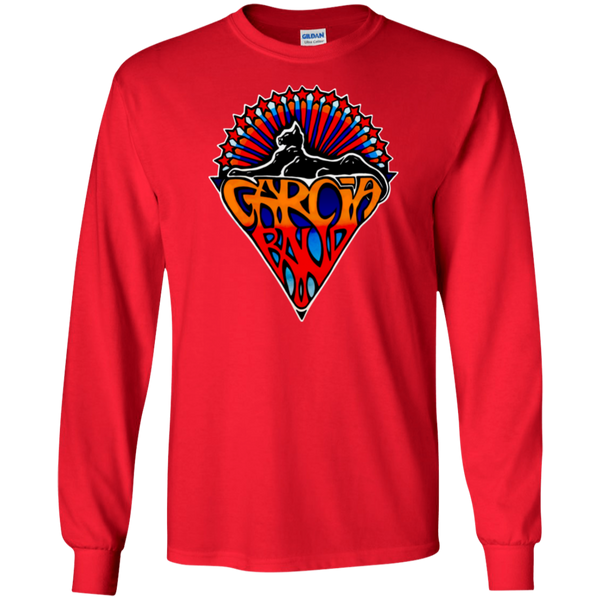 Garcia Band Cat Long Sleeve Ultra Cotton T-Shirt