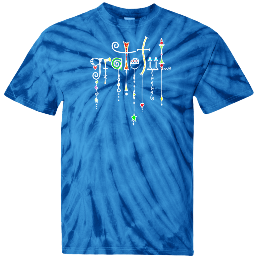 Grateful Jewels Tie Dye T-Shirt