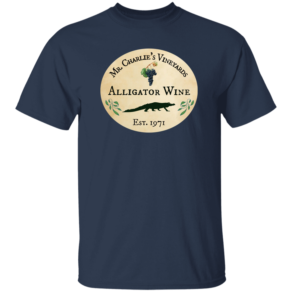 Alligator Wine Ultra Cotton T-Shirt
