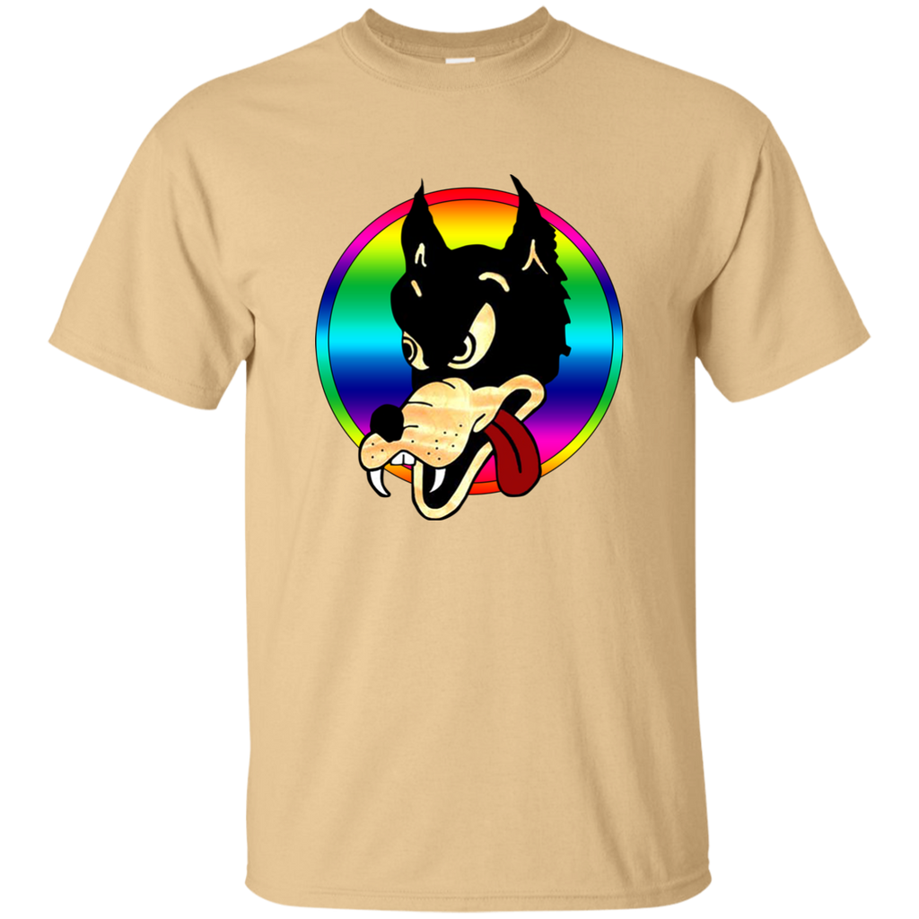 Wolf Guitar Ultra Cotton T-Shirt