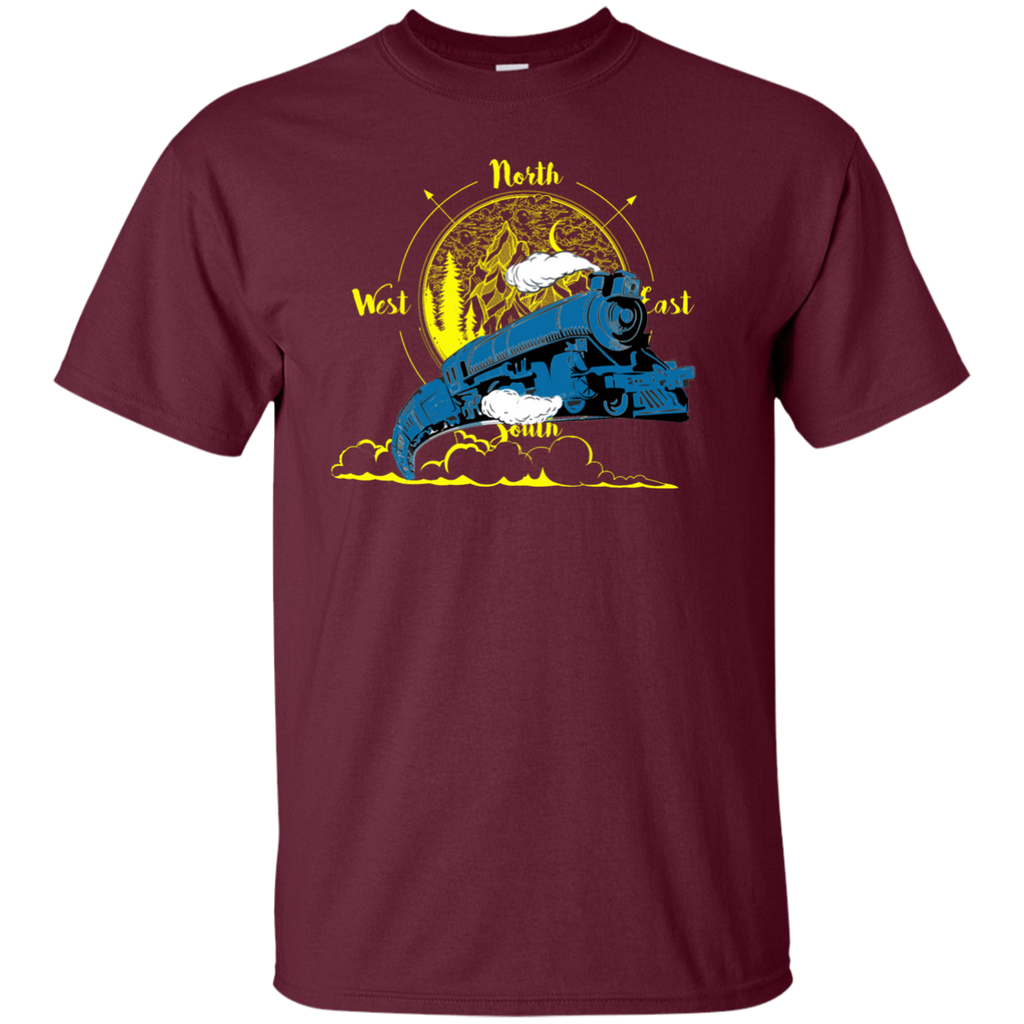 Northbound Train Ultra Cotton T-Shirt