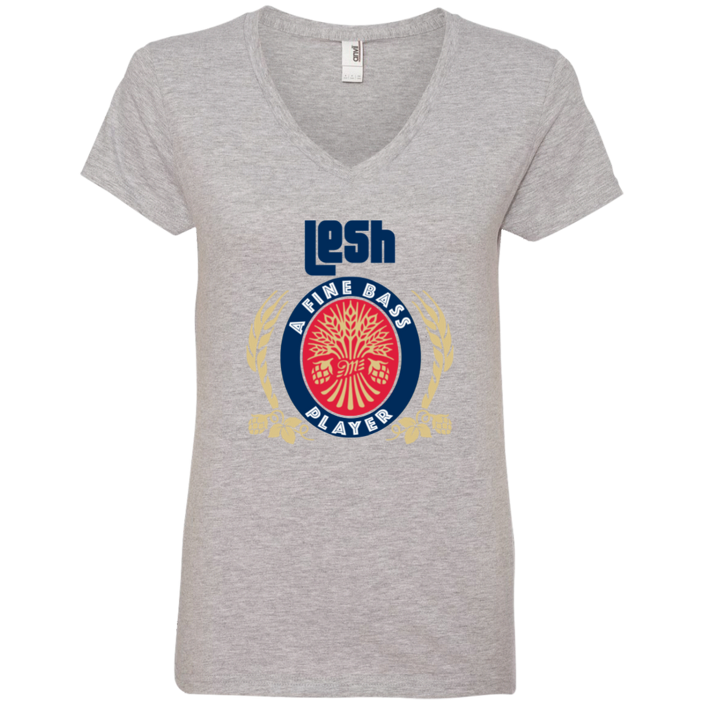 Lesh Fine Player Ladies' V-Neck T-Shirt