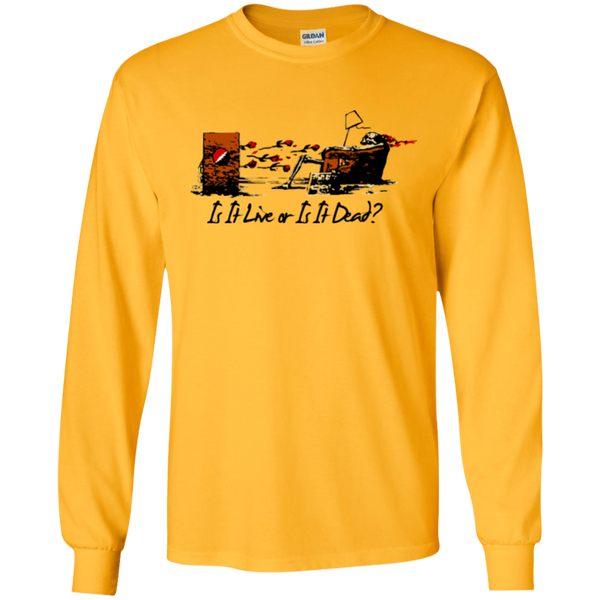 Is It Live Couch Tour Long Sleeve Ultra Cotton T-Shirt