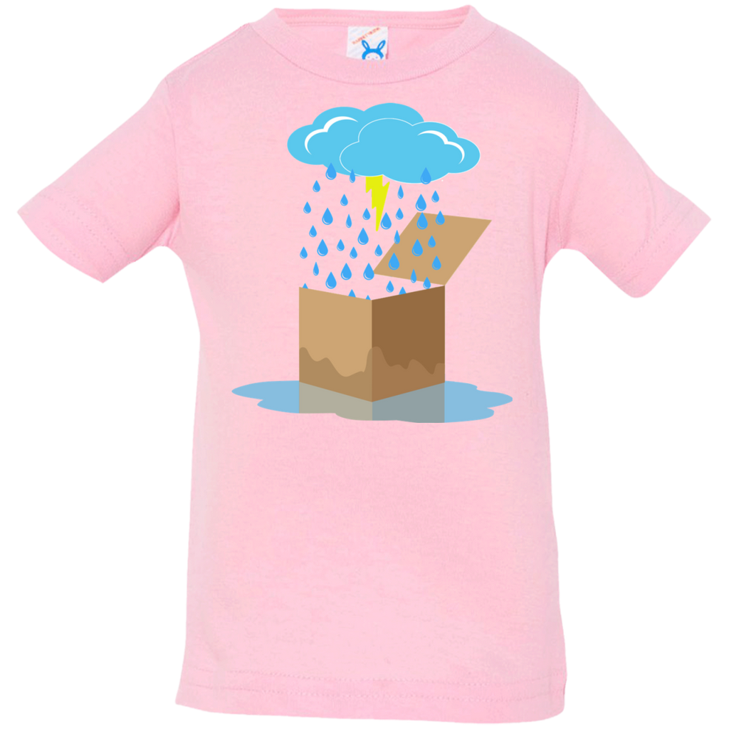 Rain Box Infant Jersey T-Shirt