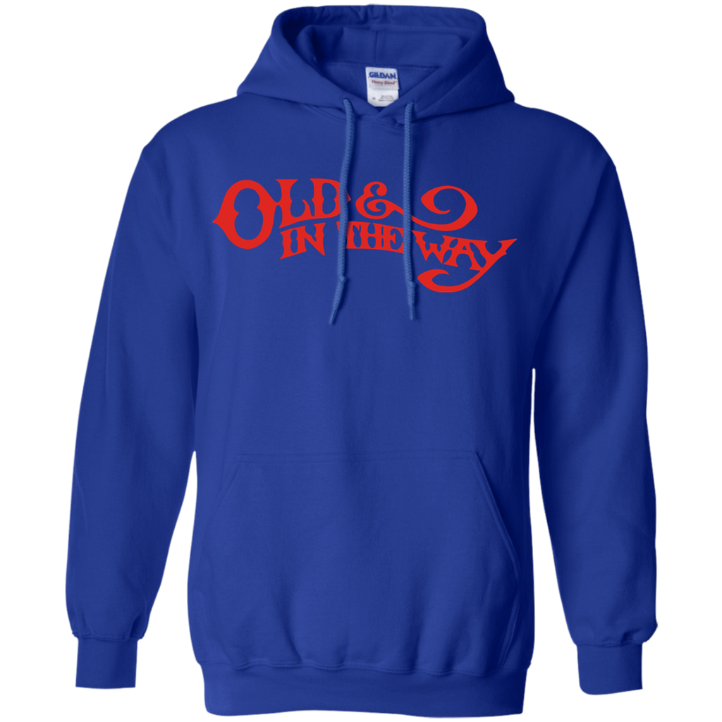 Old And In The Way Pullover Hoodie