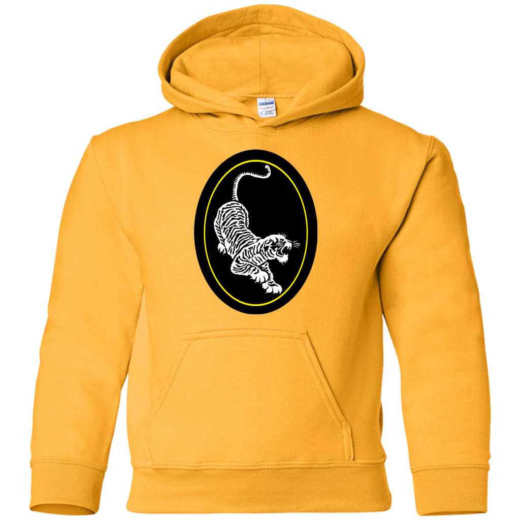 Tiger Guitar Youth Pullover Hoodie