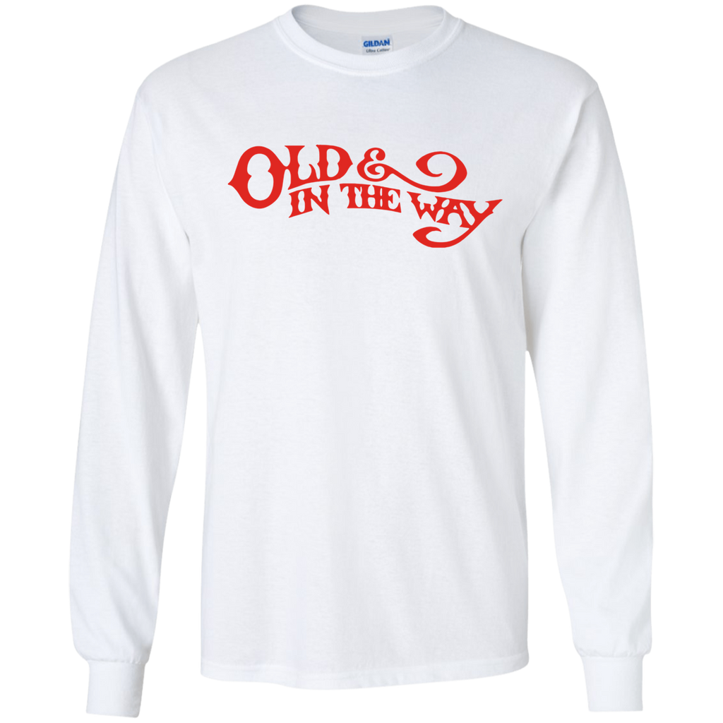 Old And In The Way Long Sleeve Ultra Cotton T-Shirt