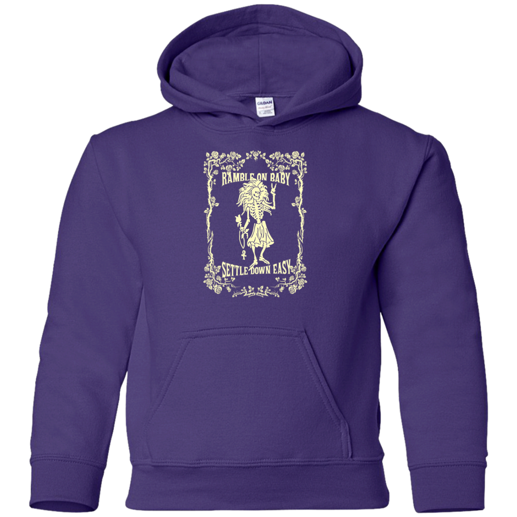 Ramble On Rosebud Youth Pullover Hoodie